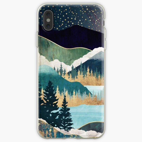 Star Lake iPhone Soft Case