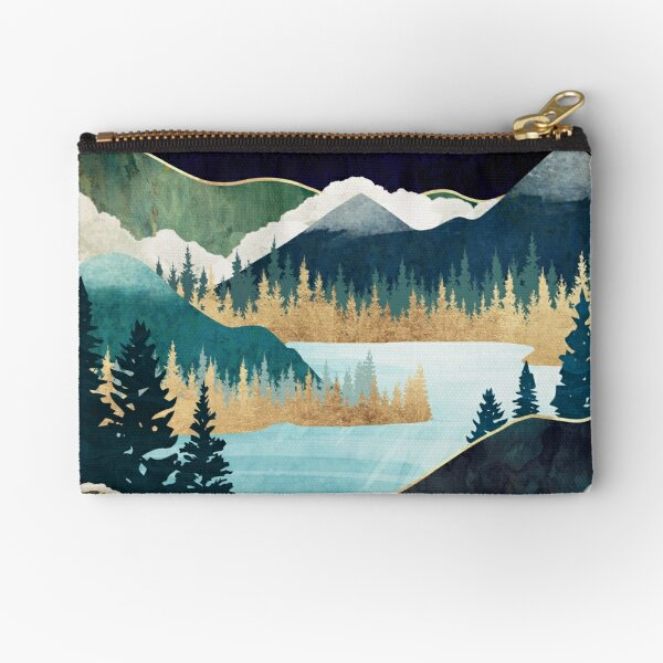 Star Lake Zipper Pouch