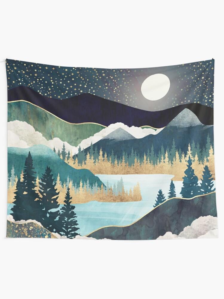 Alternate view of Star Lake Tapestry