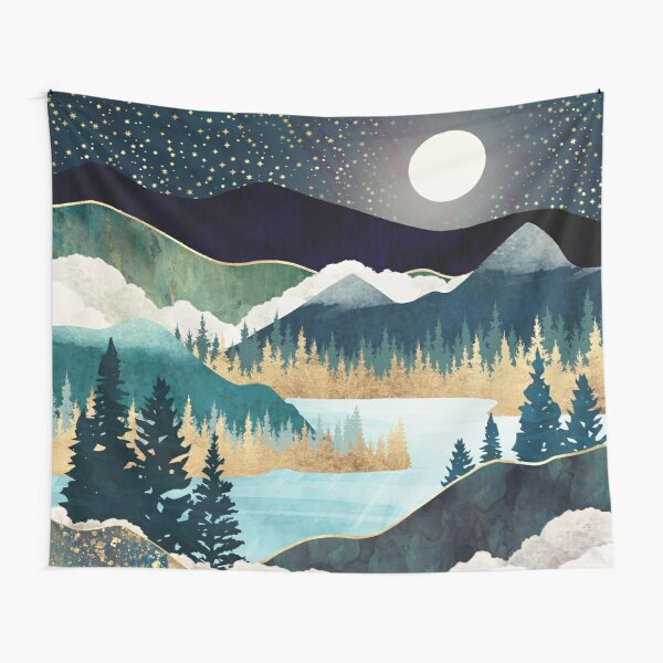Star Lake Tapestry