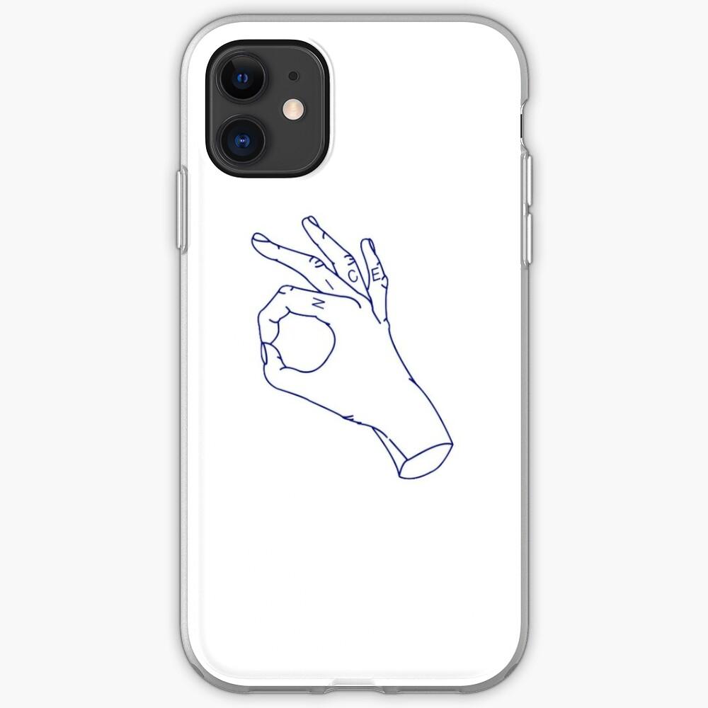 nette Hände iPhone-Hülle & Cover