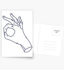 nice hands Postcards