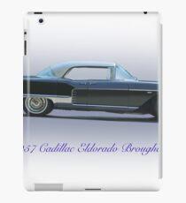 1957 Cadillac Eldorado Brougham iPad Case/Skin