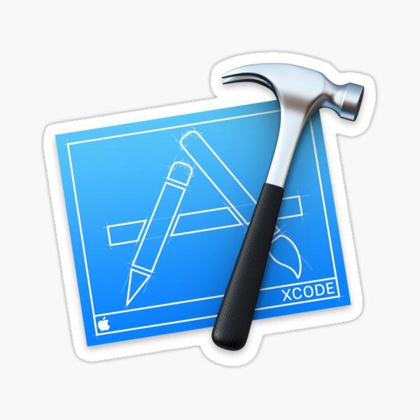 Xcode Logo Sticker