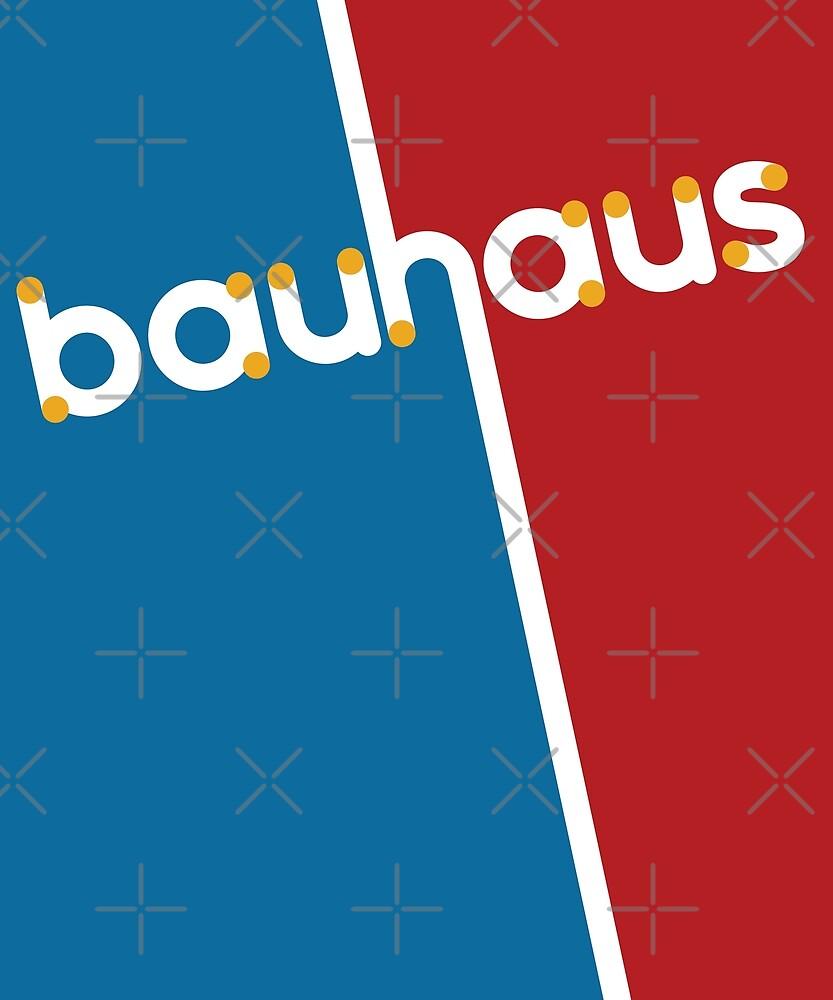 Bauhaus by jetblackyak