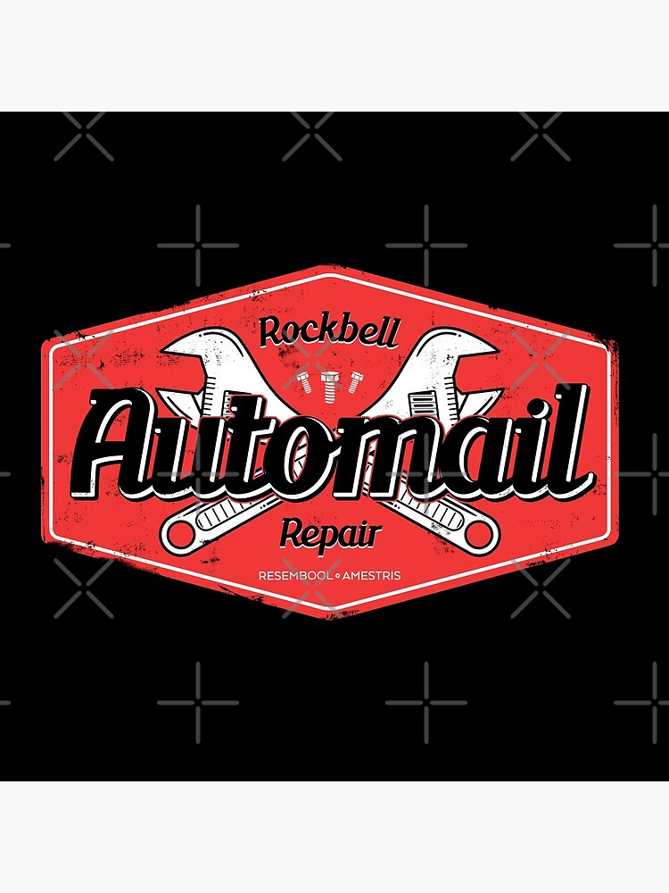 Rockbell Automail Repair by 14Eight