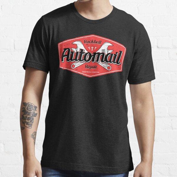 Rockbell Automail Repair Essential T-Shirt