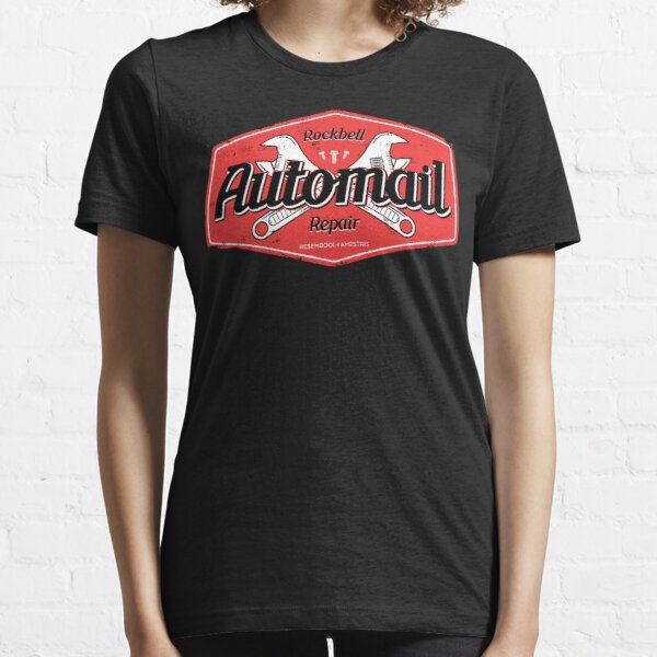 Rockbell Automail Repair Essential T-Shirt
