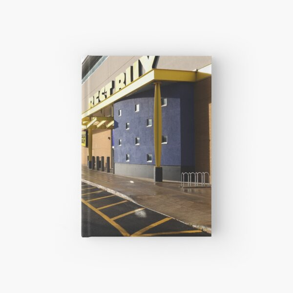 Marché Central Hardcover Journal