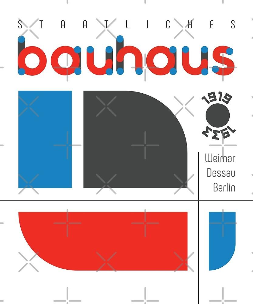 Staatliches Bauhaus by jetblackyak