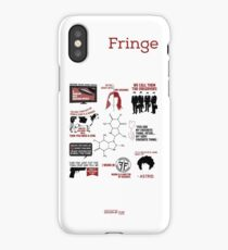Fringe Quotes iPhone Case/Skin