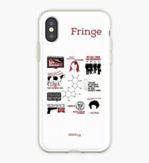 Fringe Quotes iPhone Case