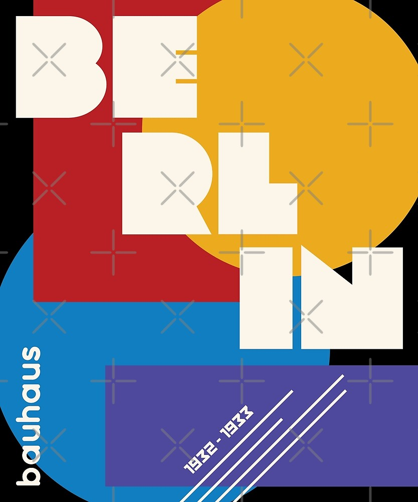 Berlin Bauhaus by jetblackyak