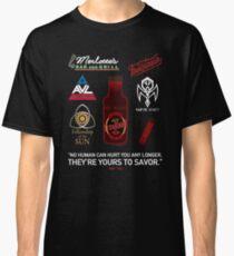 True Blood Logos Classic T-Shirt