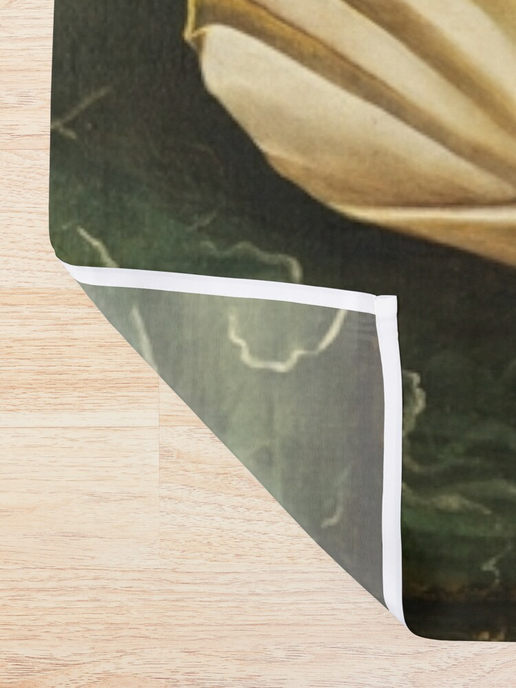 Alternate view of The Birth of Venus by Botticelli Shower Curtain