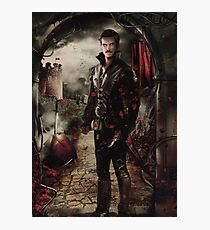 Camelot Set - Captain Hook Photographic Print