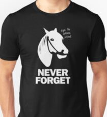 NEVER FORGET - Artax and the Swamps of Sadness T-Shirt
