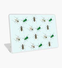 Tiger Beetle Pattern Laptop Skin