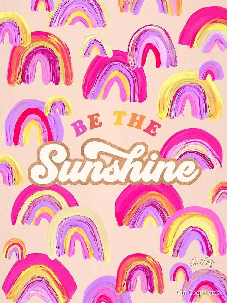 Sei der Sonnenschein - Pink Palette von Cat Coquillette
