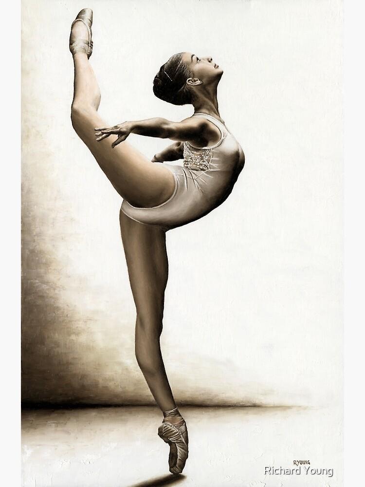 Musing Dancer by richardyoung