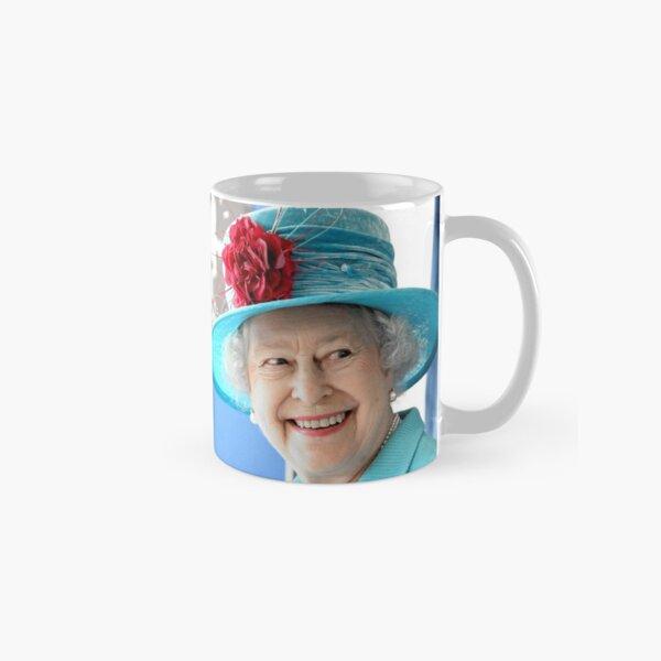 HM Queen Elizabeth II Classic Mug