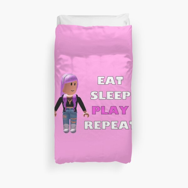 Roblox - Eat Sleep Play Repeat Housse de couette