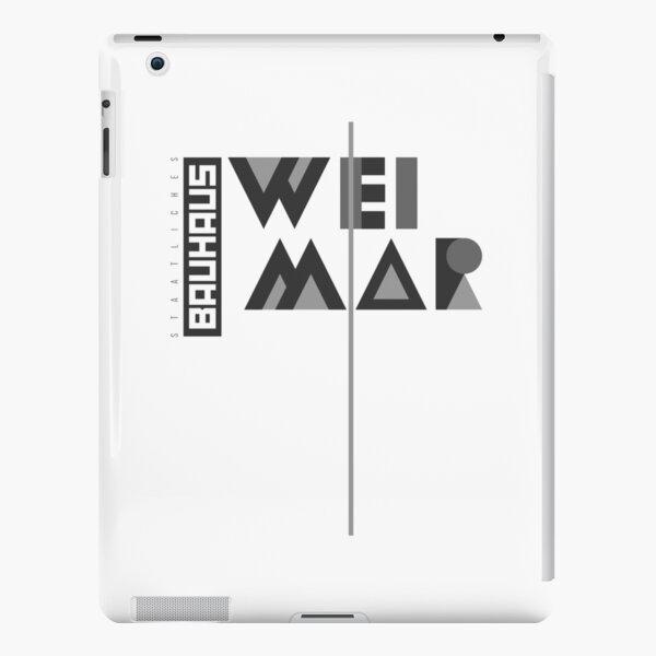 Weimar Bauhaus iPad Snap Case