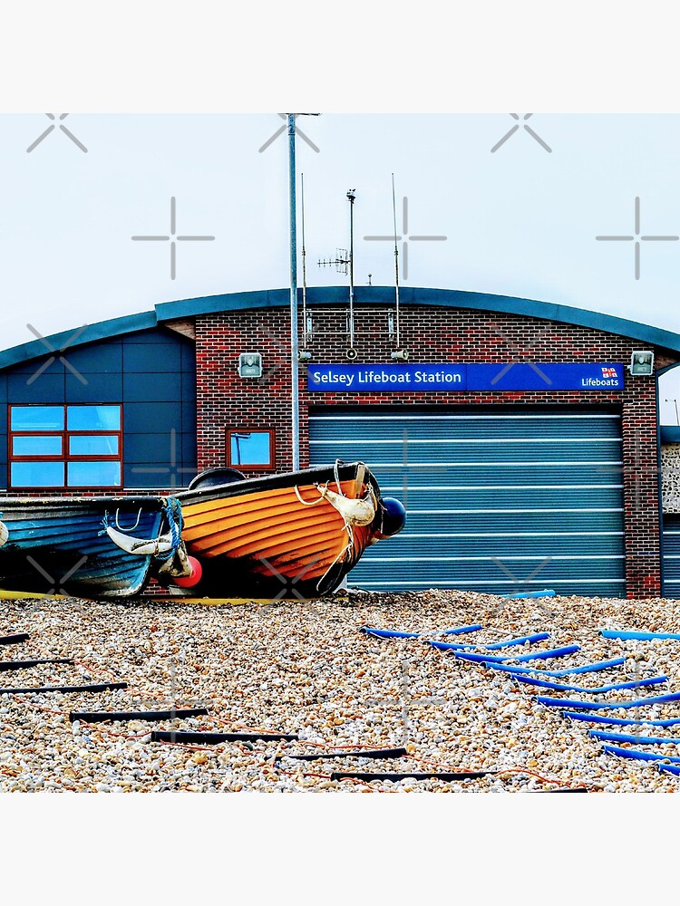 Selsey new lifeboat station by Seashorepics
