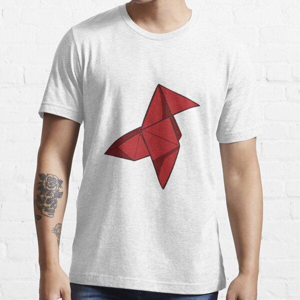 Origami El profesor La Casa de Papel Essential T-Shirt