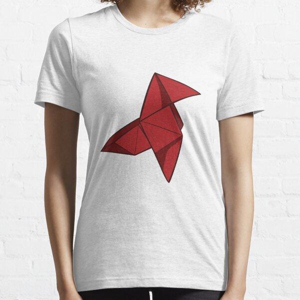 Origami El profesor La Casa de Papel T-shirt essentiel