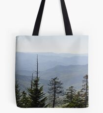 Clingmans Dome Tote Bag