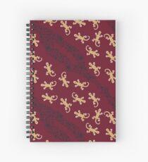 Gorgeous Geckos Spiral Notebook