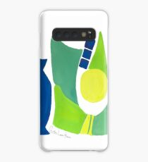 Peacock Abstract No.3 Case/Skin for Samsung Galaxy