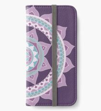 Serenity Mandala iPhone Wallet/Case/Skin
