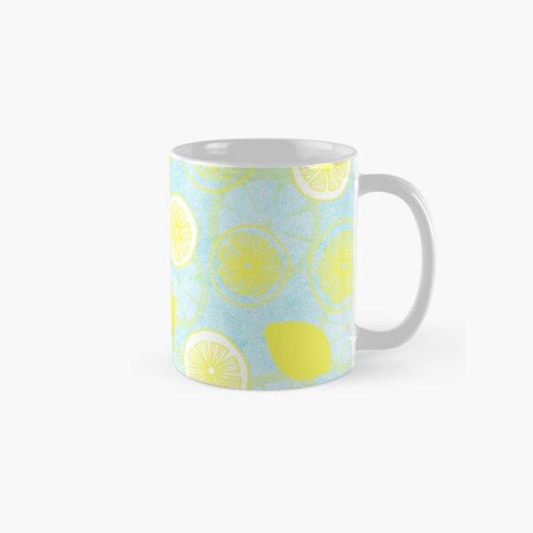 Lemon Fresh Classic Mug