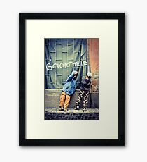 OnePhotoPerDay Series: 278 by L. Framed Print