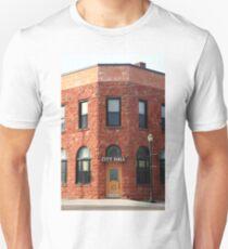 Munising, Michigan - City Hall T-Shirt