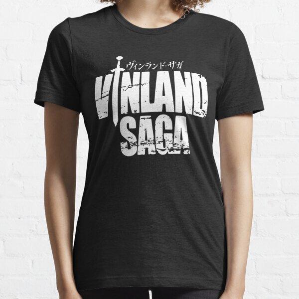 Saga du Vinland T-shirt essentiel