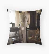 The Sewing Room Throw Pillow