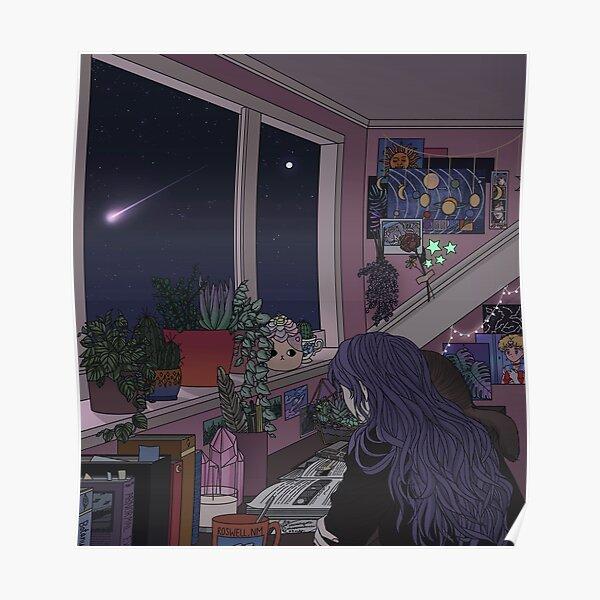 Quiet Night, Quiet Stars  Poster