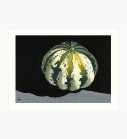 a simple gourd Art Print