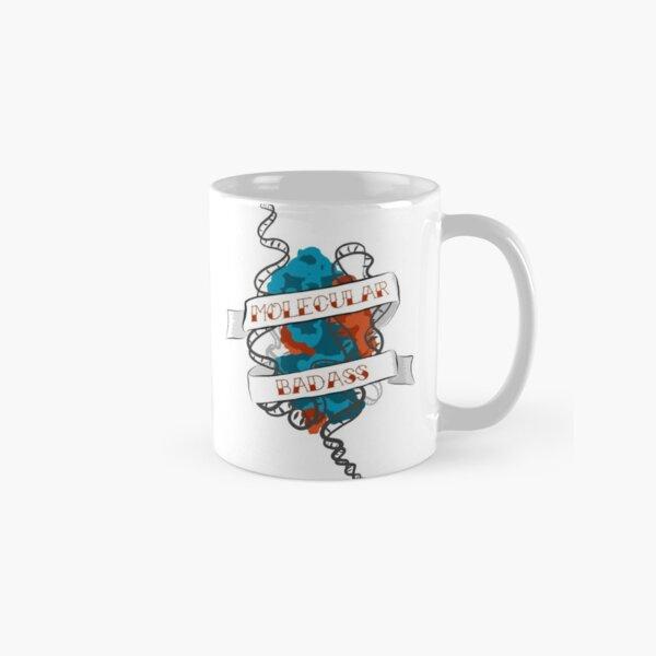 Molecular Badass Tattoo Classic Mug