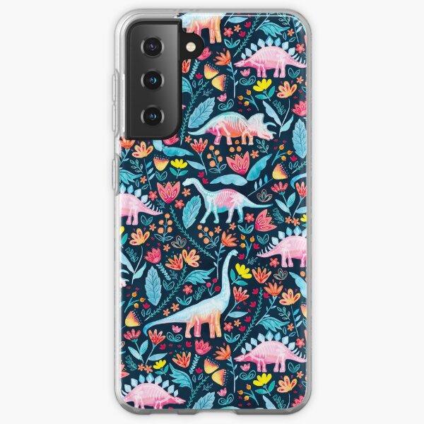 Dinosaur Delight Samsung Galaxy Soft Case