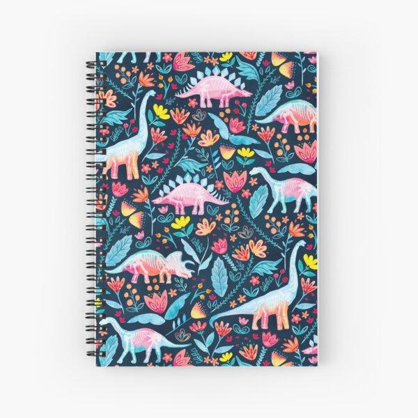 Dinosaur Delight Spiral Notebook