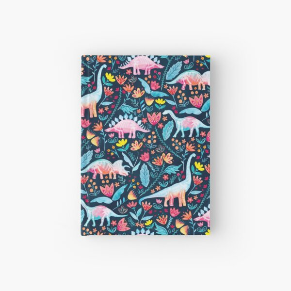 Dinosaur Delight Hardcover Journal