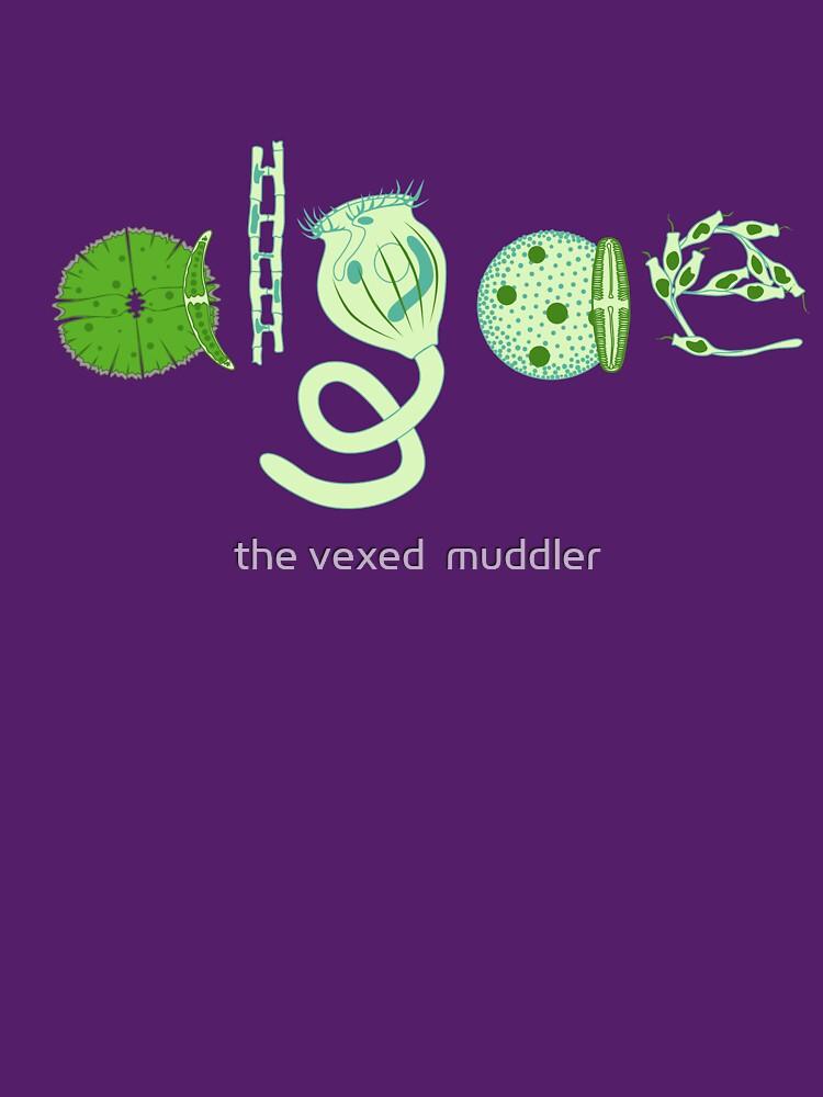 Literate Microscopic Algae by thevexedmuddler