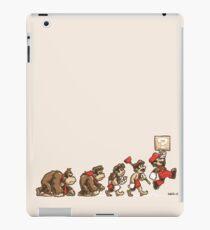 8 Bit Evolution iPad Case/Skin