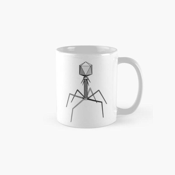 T4 bacteriophage virus Classic Mug