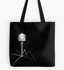 T4 bacteriophage virus Tote Bag