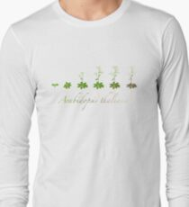 A. thaliana development Long Sleeve T-Shirt